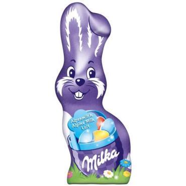 Шоколад Milka ХВ Пасхальный Кролик