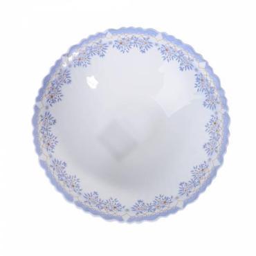 Салатник MILLIMI Аполлон2 опаловое стекло 24см
