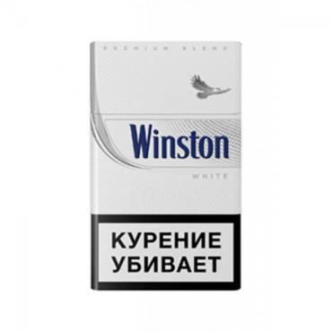 Сигареты с фильтром Winston White