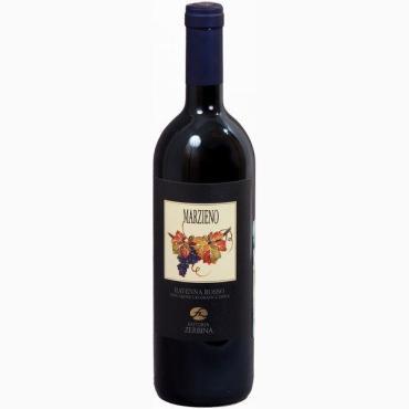 Вино Марземино Эмилия Романья красное сухое 11%