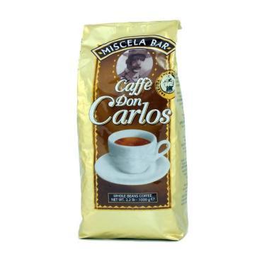 Кофе Carraro Don Carlos молотый 250 гр.
