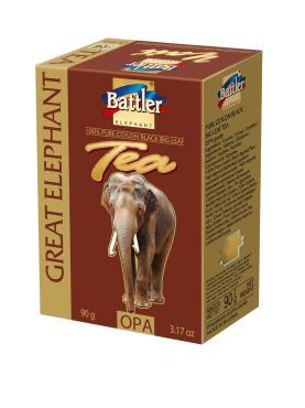 Чай Battler Великий Слон OPA черный