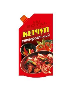 Кетчуп Royal Food универсальный