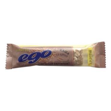 Батончик Ego овсяный Банановый