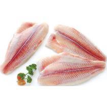 Окунь филе без кожи свежемороженое 1 кг.