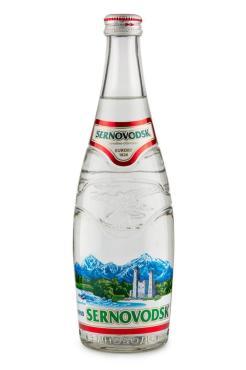 Вода Курорт Серноводск минеральная
