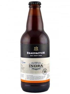 Пиво Braufactum Indra / Брауфактум Индра