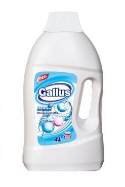 Гель для стирки Gallus White для белых тканей (95 стирок)