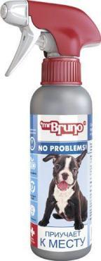 Спрей зоогигиенический для собак Mr.Bruno Приучает к месту