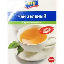 Чай Aro зеленый крупнолистовой