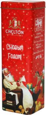 Чай Chelton Добрый подарок, черный, крупнолистовой