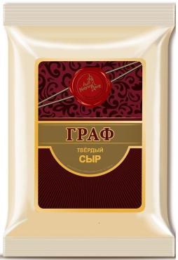 Сыр Карлов Двор Граф твердый 45%