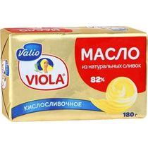 Масло Viola сливочное 82%