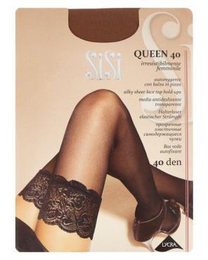 Чулки SiSi Queen 40 den размер 2-S, daino
