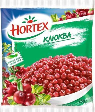 Клюква Hortex, 250 гр.*6