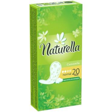 Прокладки Naturella Camomile Normal ежедневные 20 шт.