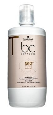 Маска для волос Schwarzkopf Professional Bonacure Time Restore Q10 Смягчающая