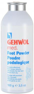 Пудра для ног Gehwol Med Foot Powder