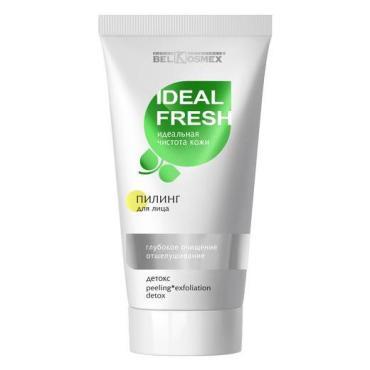 Пилинг для лица Belkosmex Ideal Fresh глубокое очищение отшелушивание детокс