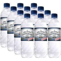 Вода питьевая Липецкий Бювет газированная лечебно-столовая 0,5 л.
