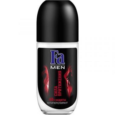 Дезодорант Fa Men роликовый Сила притяжения