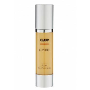 Эмульсия Klaap для лица витаминная C Pure Fluid