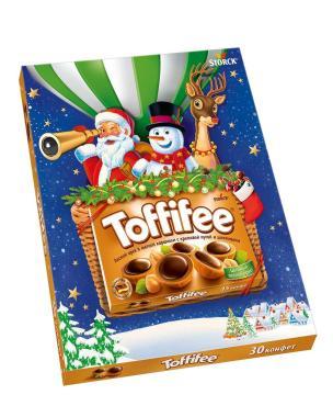Конфеты Toffifee Шоколадные Воздушный шар