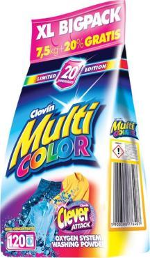 Стиральный порошок Multicolor