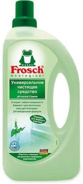 Универсальное чистящее средство Frosch, 1 л., Пластиковая бутылка