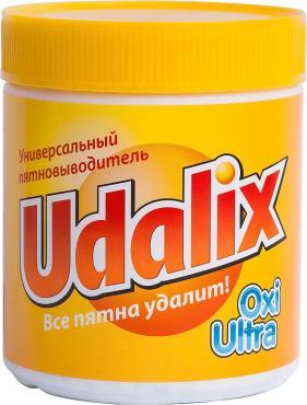 Пятновыводитель Udalix Oxi Ultra, 500 гр., пластиковая банка