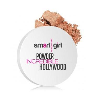 Пудра Belor Design Smart girl для светлой кожи с бронзирующим эффектом тон 001
