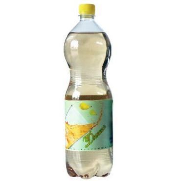 Напиток безалкогольный средне газированный Серебряный Источник Дюшес, 1,5 л., Пластиковая бутылка