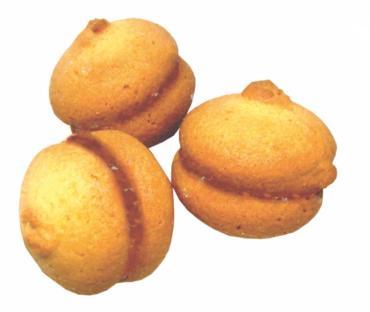 Печенье Медовое, Петрокондитер, 2,5 кг., картонный короб с прозрачным экраном