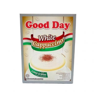 Кофе Good Day White капучино растворимый