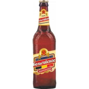 Пиво Брянскпиво Бельгийское пшеничное 4,5%