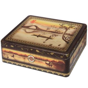 Чай Hilltop шкатулка, 200 гр., Жестяная банка