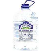 Вода питьевая Шишкин Лес негазированная 5 л