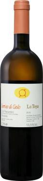 Вино 13,5 % 2018 года белое сухое La Tosa Sorriso di Cielo Colli Piacentini DOC, Италия, 750 мл., стекло