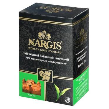Чай Nargis Darjeeling листовой
