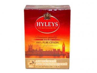 Чай Hyleys Английский Аристократический черный