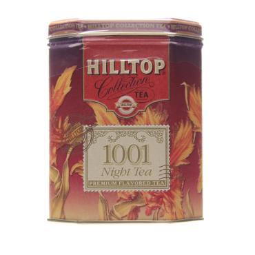 Чай ассорти Hilltop Ароматизированный листовой 1001 Ночь