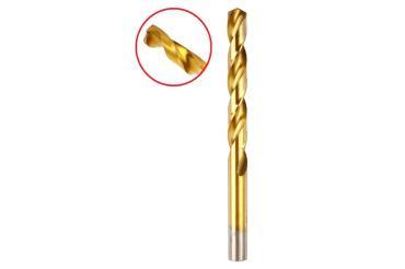 Сверло 202-125 DR MT 13,0мм.,*151,101мм., металл, DIN338, HSS-G, TIN, Hammer Flex, 120 гр., блистер