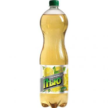 Газированный напиток Пъю Лимонад