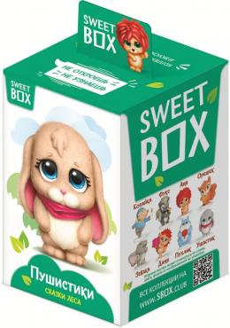 Мармелад Конфитрейд Sweet box Сказки Леса с игрушкой