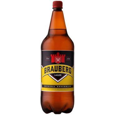 Пиво Крыница Brauberg светлое