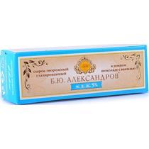 Сырок Б. Ю. Александров творожный глазированный в темном шоколаде с ванилью 5%