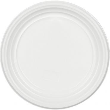 Тарелки d=205 мм., цвет - белый 12 шт., УпакСервис, картонная коробка