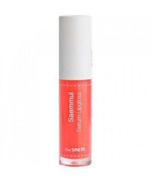 Блеск для губ The Saem Saemmul Serum Lipgloss RD01