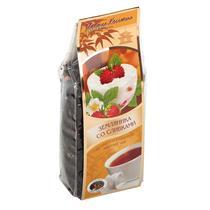 Чай Чайная Коллекция земляника со сливками байховый крупнолистовой черный