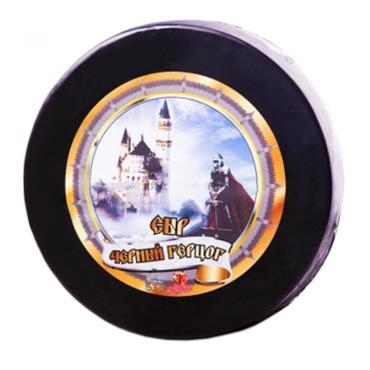 Сыр Черный герцог 53% Беларусь